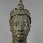 Bronze Head