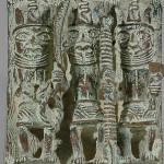 Benin Plaque