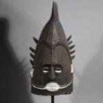 Ibo Helmet Mask